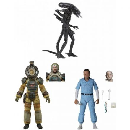 NECA Alien 40th Anniversary Action Figure 3-Pack (Wave 3)